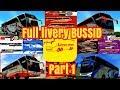 kumpulan livery BUSSID full part 1