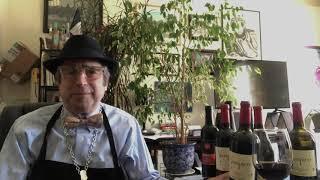 Marc Kauffman The San Francisco Sommelier - Vampire Merlot Uncorking