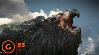 The Witcher (Ведьмак), Ведьмак 3 - Геймплей на Е3 2014 (HD)