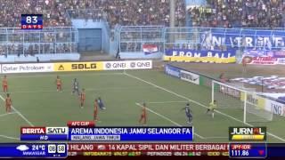 Arema Indonesia Tekuk Selangor FA 10