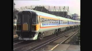 preview picture of video 'Trains In The 1980's - Clapham Junction 1989.wmv'