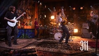 311 'Amber' Guitar Center Sessions on DIRECTV