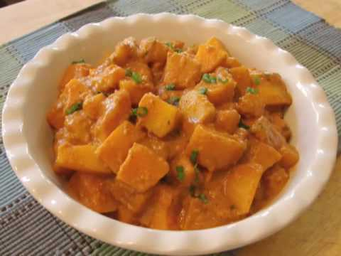 Red Curry Butternut Squash Recipe – Red Curry Squash
