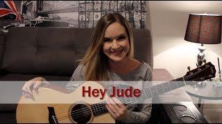 Hey Jude | The Beatles | Carina Mennitto Cover