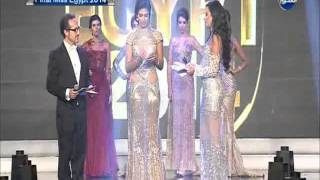 Miss Egypt 2014 Full Show Part 5 (Courtesy Mehwar TV Channel)