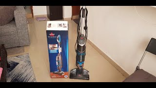 Bissell Vac & Steam , Review /Demo & How to use