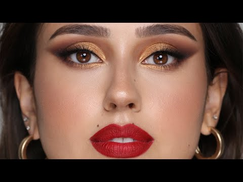 HOW TO: BOLD EYES AND LIPS