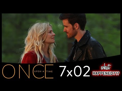 ONCE UPON A TIME 7x02 Recap: Emma Returns & A Big Twist! 7x03 Promo | What Happened?!?