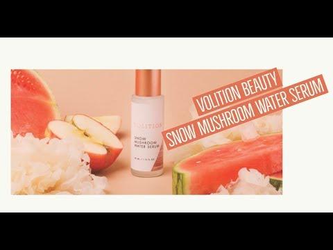 Snow Mushroom Water Serum by Volition Beauty #4