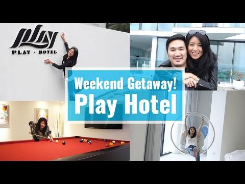 Weekend Getaway! Play Hotel