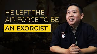 Singapore's 'Ghostbuster' | Speaking With Spirits, Exorcising Demons, Dealing With The Supernatural