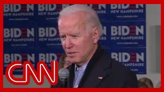 Joe Biden pitches unexpected running mate