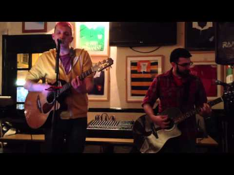 Murphy James & Eamonn Kubba - Run for your life (acoustic)