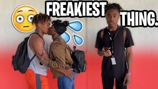 Freakiest Thing You've Done In School 😳💦 | High School Edition 📚