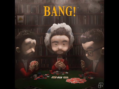 So I did a little thing. (Bang - AJR)