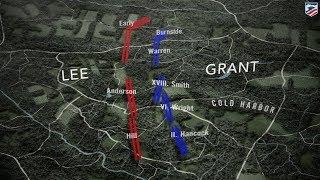 Cold Harbor: Richmond Animated Battle Map