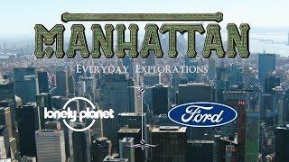 Ford Everyday Explorations: exploring New York's Botanical Garden
