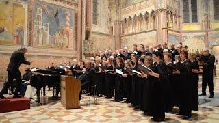 Philharmonischer Chor Nürnberg - Petite Messe Solennelle - Assisi 10. August 2016