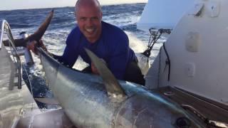 Рыбалка на средиземном море с яхты