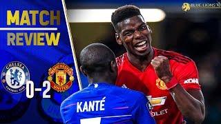 STUBBORNNESS WILL COST YOU SARRI    SARRI OUT? - Chelsea 0-2 Man United