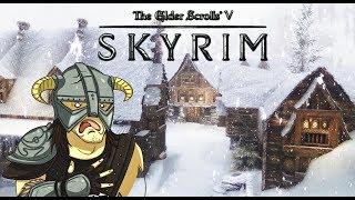 Лучшие моды на Skyrim: Новый Год!