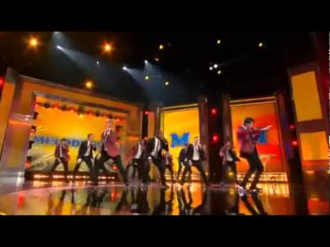 """1st Performance - The Melodores - """"Trumpets"""" By Jason Derulo - Sing Off 5"""