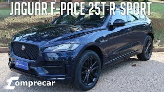 Avaliação: Jaguar F-Pace 25t R-Sport