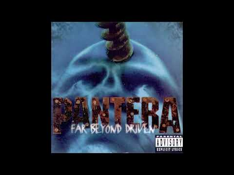 Pantera- 5 Minutes Alone(Instrumental)
