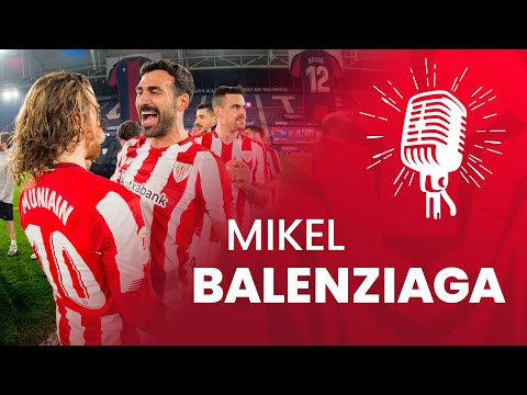 🎙 Mikel Balenziaga | post Levante UD 1-2 Athletic Club | Kopako Finalerdia