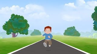 Flash Animation Tutorial - Front Run With Background