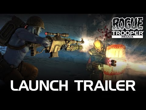 Rogue Trooper Redux - Official Launch Trailer thumbnail