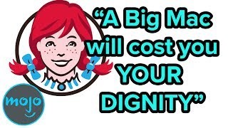 The 10 Most Savage Wendy's Roasts Ever