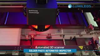 Matrix Platform Manufacturing: 3 - Solder Paste Automated Inspection