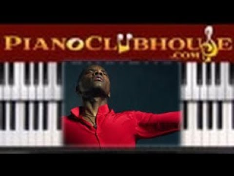 Kirk Franklin 2019 - STRONG GOD (easy gospel piano tutorial lesson free)