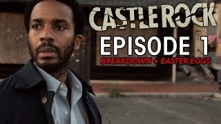 "CASTLE ROCK Episode 1 ""Severance"" (Breakdown + Easter Eggs)"