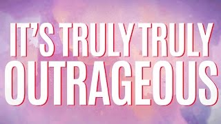 "Jem and the Holograms - ""Truly Outrageous"" Lyric   - YouTube"