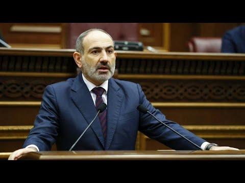 Αρμενία: Ζητούν την παραίτηση Πασινιάν