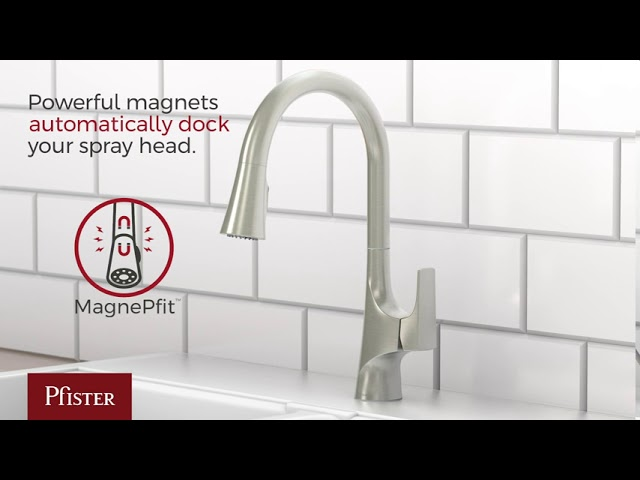 MagnePfit - Magnetic Spray Head Docking
