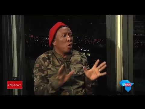 Malema slams Ramaphosa's leadership