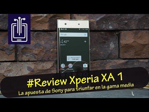 Review Xperia XA1 - Lo mejor de Sony en gama media - Español Perú