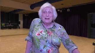 Senioren met veel 'swag' op cursus hiphop in Helmond