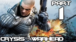 ► Crysis : Warhead | #1 | Krabí válka | CZ Lets Play / Gameplay [1080p] [PC]