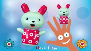 Finger Family Song Daddy Finger караоке  Песни для Детей  Развивающие Мультики  Детские Песенки