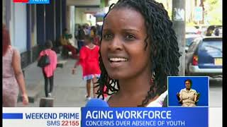 Aging Workforce:The latest annual report by the commission released in September raises concerns