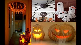 DIY Halloween Decorations Ideas | 23 Easy And Cool Diy Halloween Decor Ideas