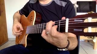 "Gitar Solo  "" THE GODFATHER "" NO: 1"
