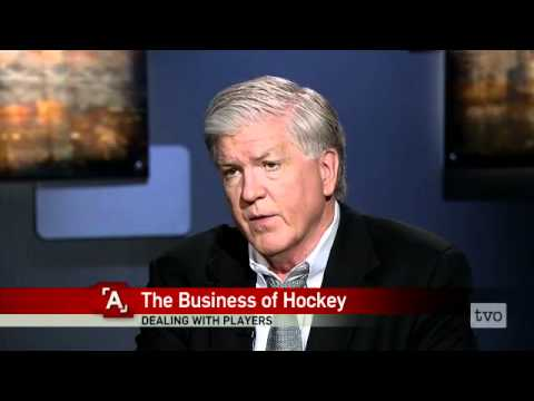 Brian Burke: The Business of Hockey