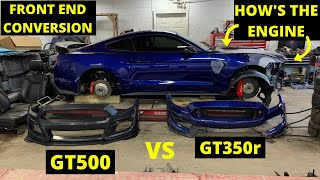 REBUILDING OUR STOLEN 2016 GT350R that was bought from COPART