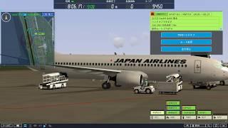 ぼくは航空管制官4セントレア【南風運用】8:00~9:00 プレイ動画