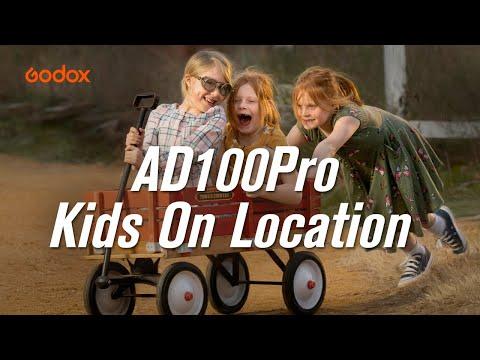 Godox AD100 Pro Mini Review – A Little Wonder